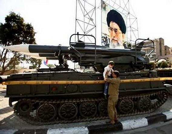 """نقاش : مصر وايران """" المعركة المستبعدة """" SA-6_Iran_news_01"""