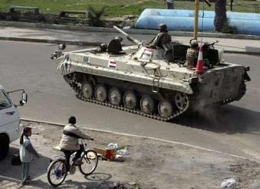 ارشيف أسلحه الجيش العراقي الجديد البريه BMP-1_Iraq_news_06