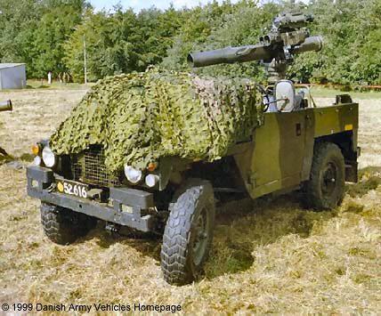 Danish TOW Vehicles Laro88halfton