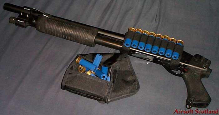 شويه صور اسلحه جامدين جدا تعالو شوفو M870lg