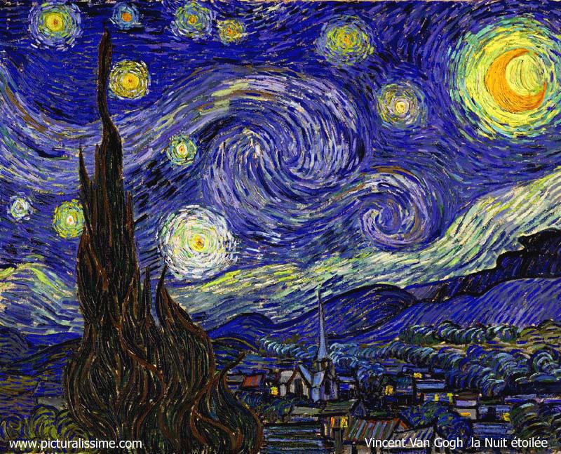 IMPLICATIONS D UN CONTACT AVEC LES EXTRATERRESTRES - Les implications d'un éventuel contact avec des Extraterrestres Van_gogh_nuit_etoile_l1