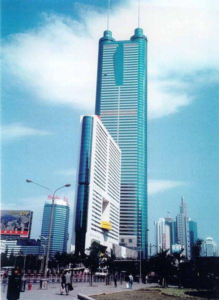 Najviši neboderi svijeta Shun-Hing-Square