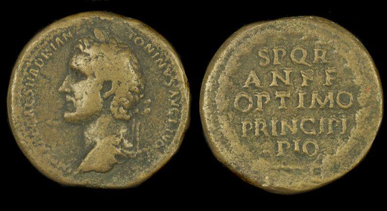 Les formules de nouvel an à Rome (numismatics inside) 26659