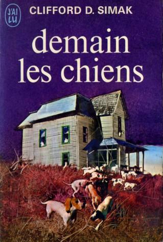 Demain les chiens (City) Clifford D. Simack Original.56899.demi
