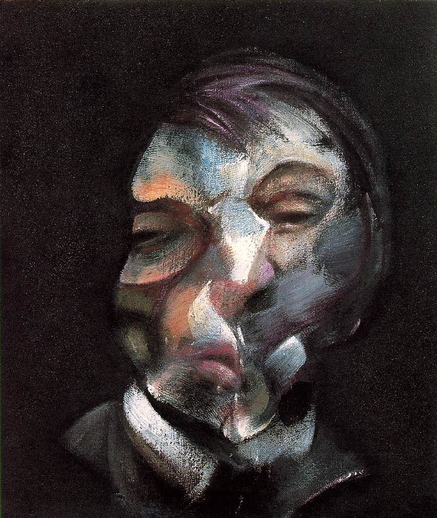 Francis Bacon Selfport