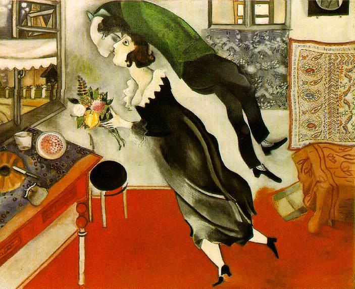 Marc Chagall 1887-1985 Birthday