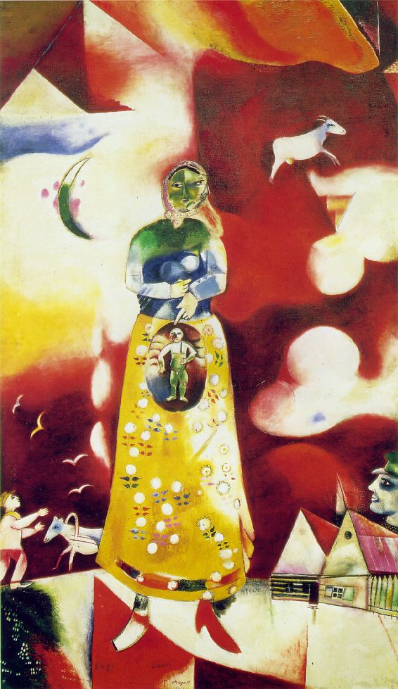 Marc Chagall 1887-1985 Chagall_maternity