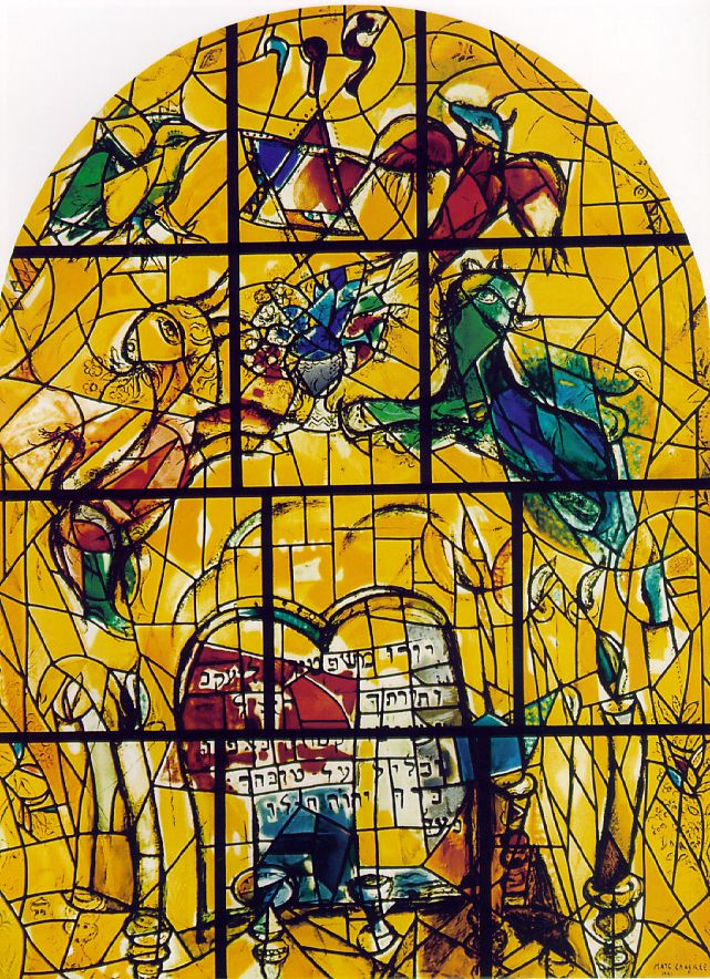 Marc Chagall 1887-1985 Chagall_tribe_of_levi