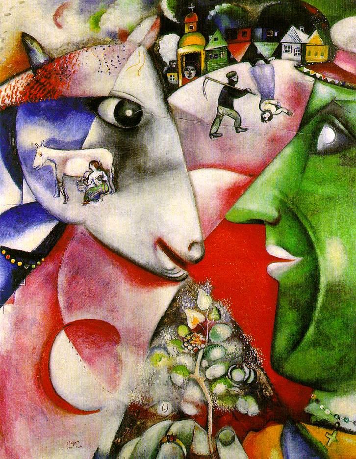 Marc Chagall 1887-1985 Ivillage