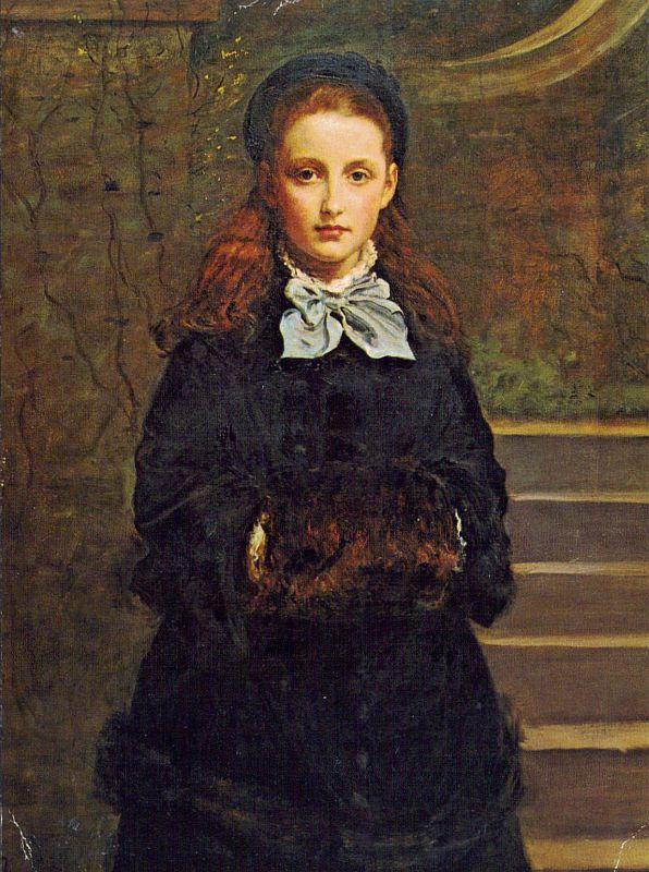 John Everett Millais John-everett-millais-health