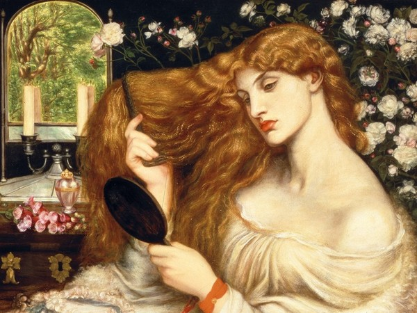 Frederic Leighton, pittore 21392-04-Rossetti_lady-lilith