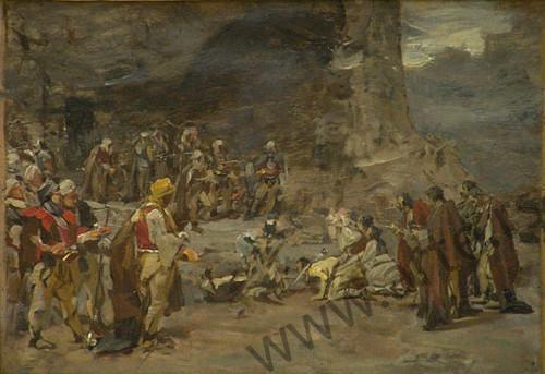 Albanian Mans' Attire 1439
