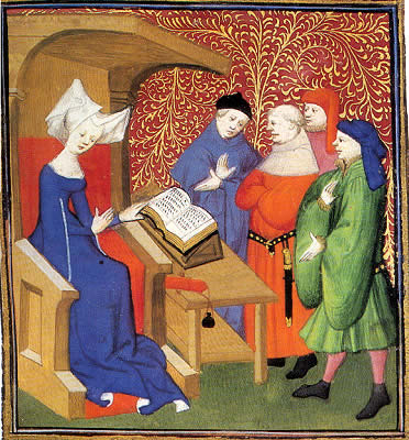 Christine de Pizan Chrsitinedepisan