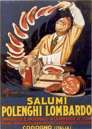 "Cartoline ""Vintage"" Mauzan_polenghi"