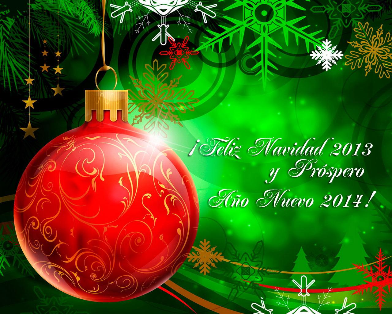 FELICES FIESTAS Felicitacion-Navidad-2013-2014