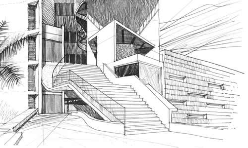 Dibujo arquitectónico El%20dibujo%20arquitectonico(1)