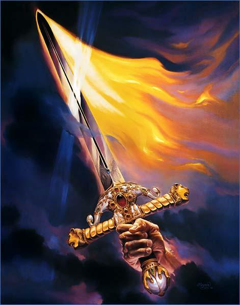 Fantasy art Spirit-sword-fantasy-art