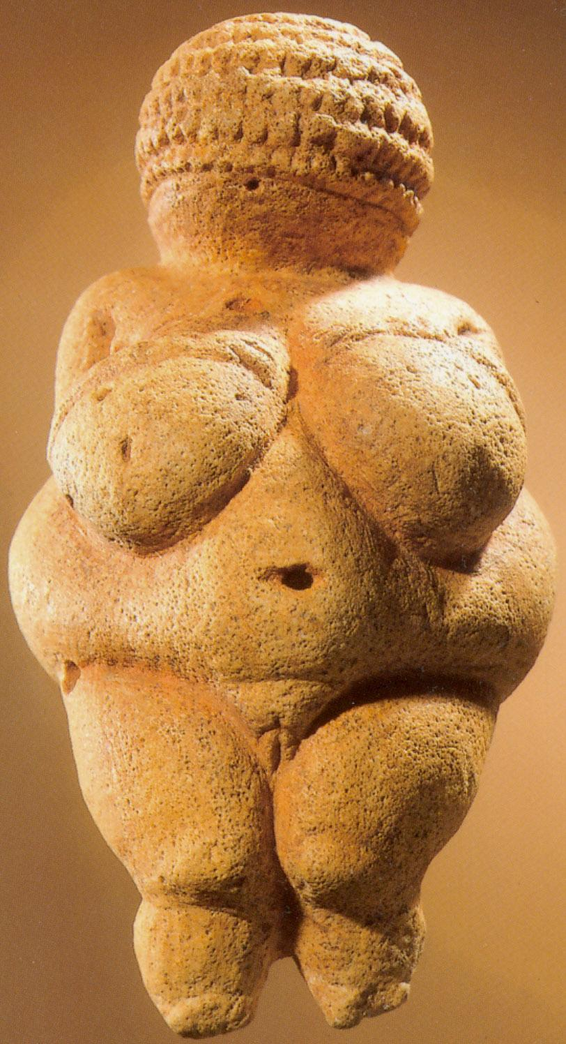The United States of the Solar System: A.D. 2133 (Book Two) - Page 6 Venus-of-Willendorf-24000BC