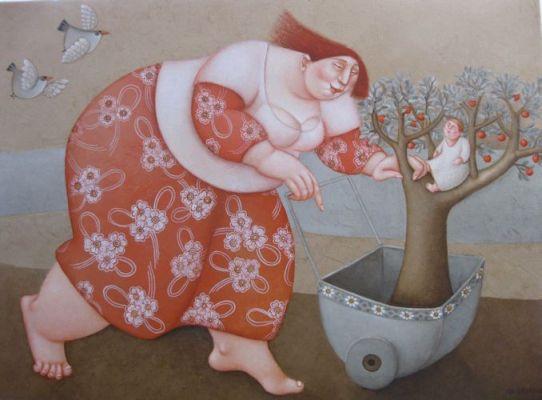 Il fantastico mondo della pittura Ada-breedveld-babyboom-110x80cm-542x400