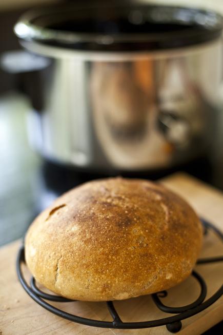 Crock Pot Bread Baking (Fast Bread in a Slow Cooker) Slow-cooker-bread-09