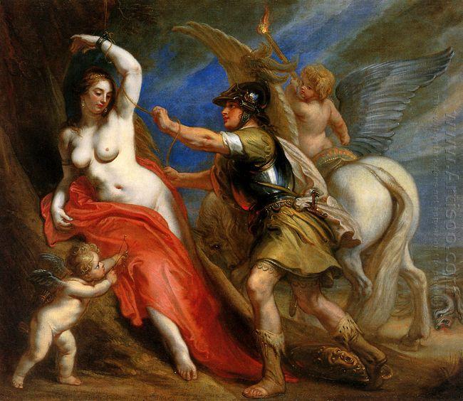 Perseo y Andrómeda ARTS624691