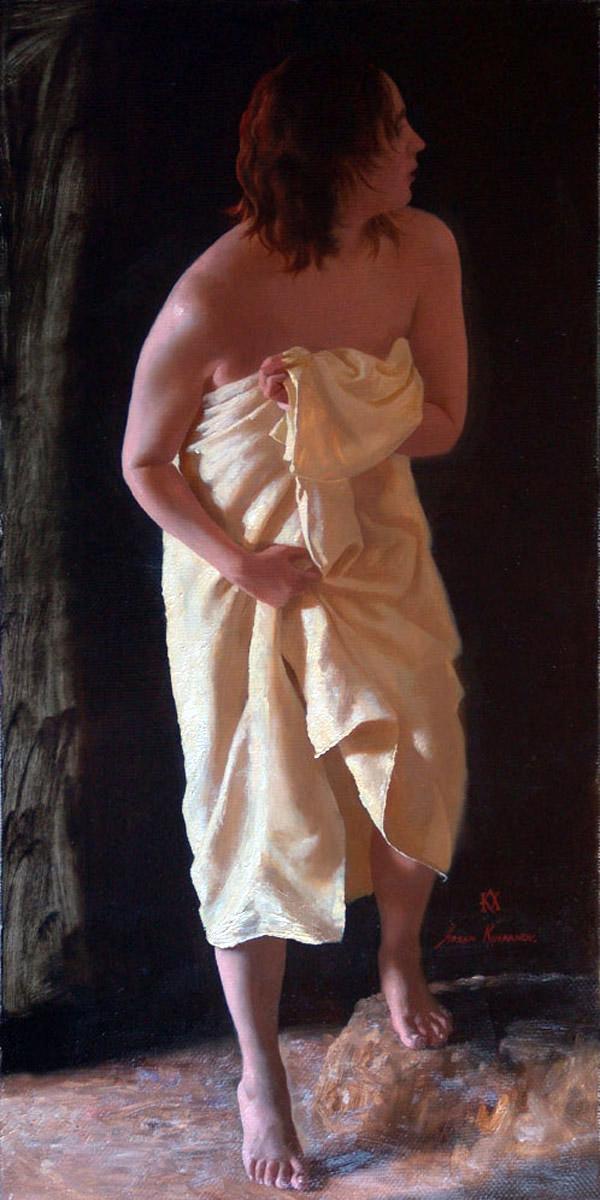 Arsen Kurbanov Artistic-anatomy-arsen-kurbanov-bather