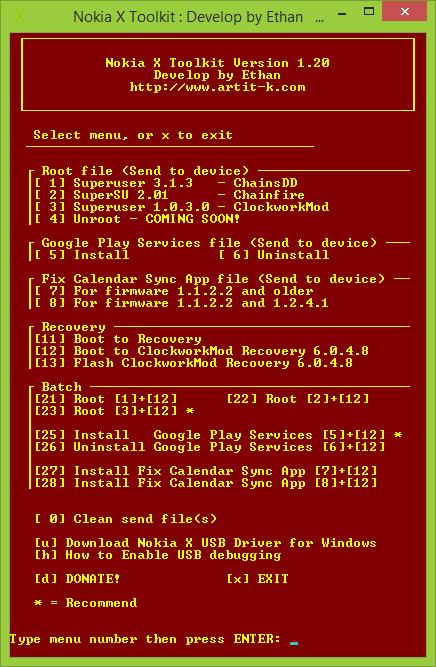[TUTO] Rooter le Nokia X, X+ et XL [29.02.2014] Nokia-X-Toolkit
