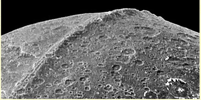 Le plus long mur de la terre découvert sous les océans ... JapetBourreletnoir