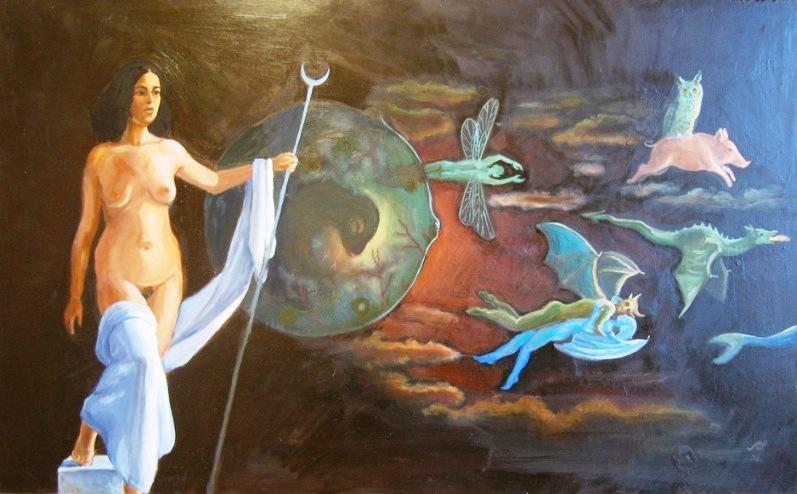 Картины на тему магии Artlib_gallery-38543-b