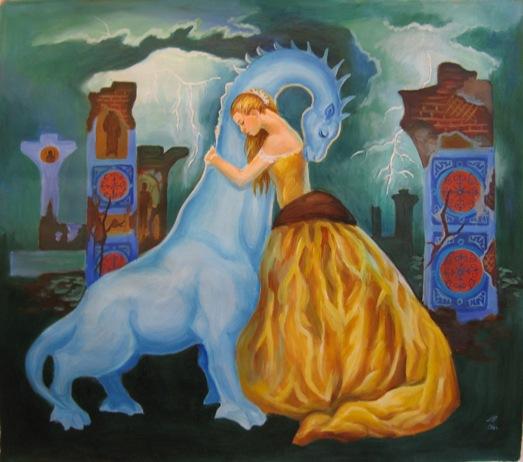 Картины на тему магии Artlib_gallery-39404-b