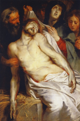 pourquoi cette image? Christ-paille-peter-paul-rubens-3-182-iphone