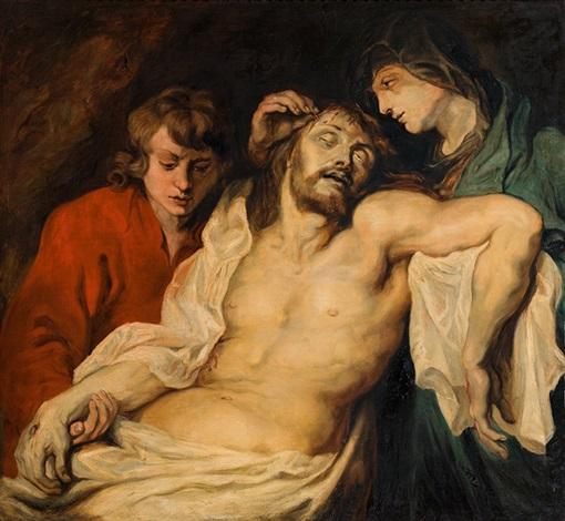 Évangile du jour avec Luisa Picaretta et Maria Valtorta - Page 4 Peter-paul-rubens-the-lamentation-of-christ