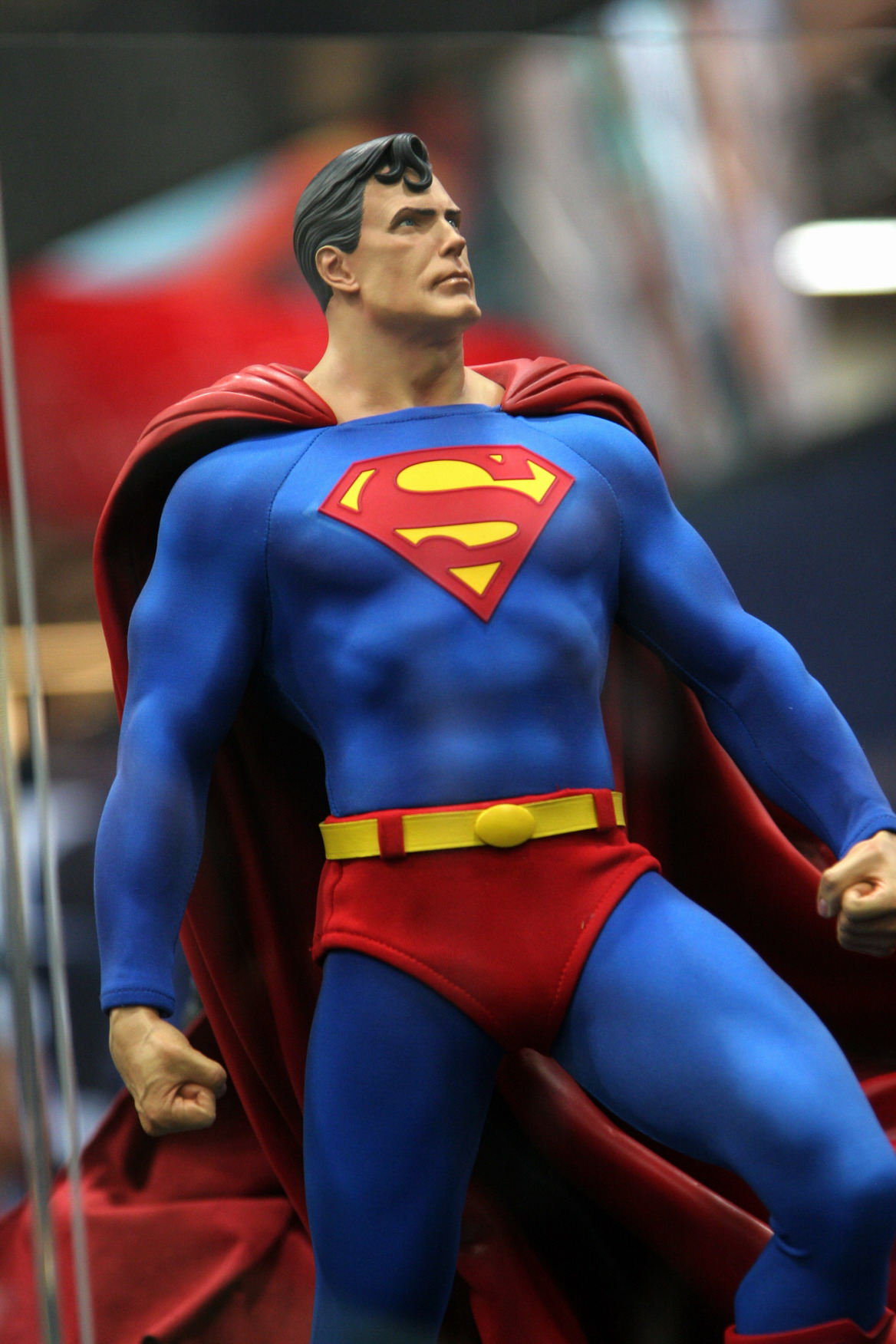 [Action Figures] Todo sobre Action Figures, Hot Toys, Sideshows Comic_Con_2013_Sideshow_superman_reeves_2