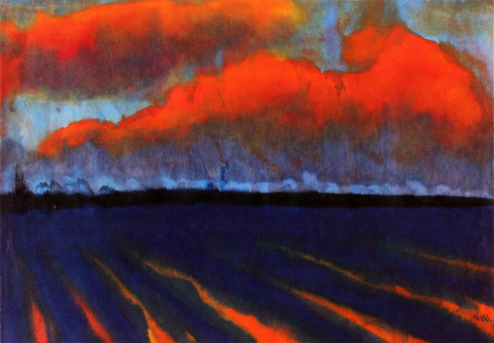 Compositeur / arts graphiques - Page 3 B1032_Z_Emil_Nolde_Landscapes_by_Martin_Urban