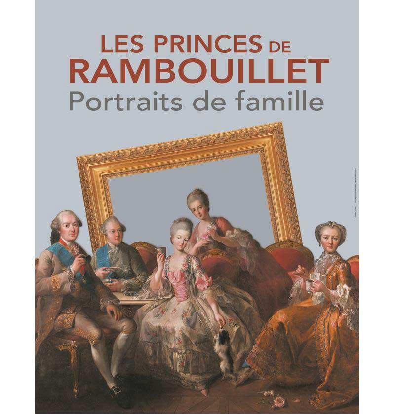Réunion de Famille à Rambouillet : les Toulouse-Penthièvre Rambouillet