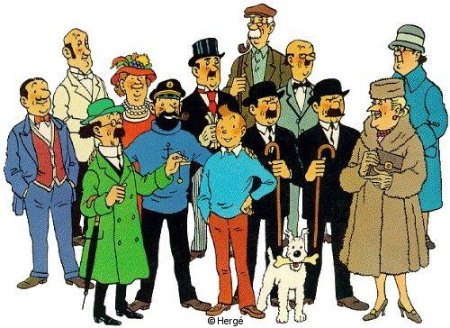 Fumetti che passione Tintin-top