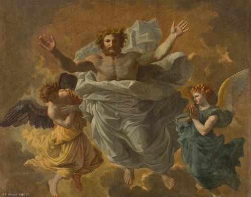 Dieu est toujours là - Victor Hugo Poussin-et-Dieu
