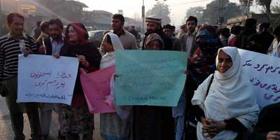 My heart is wrenching - Why does all this happen in my country? - Op Ed Press-Club-Mardan