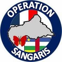 ASAF Sélection novembre 2016 Ecusson_operation_sangaris