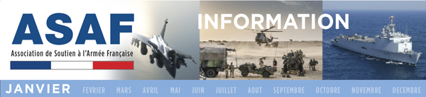 Lettre d'information - JANVIER 2019 - État faible : la Nation et son armée fragilisées Information_Janvier