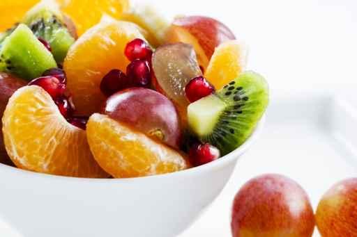 ETUDE : un régime végétarien pour vivre plus longtemps Salade%20de%20fruit