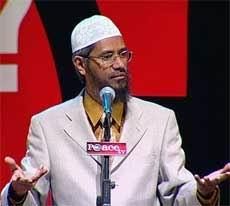 السيرة الذاتية لعلماء الاسلام موضوع متجدد - صفحة 5 Zaker-naik