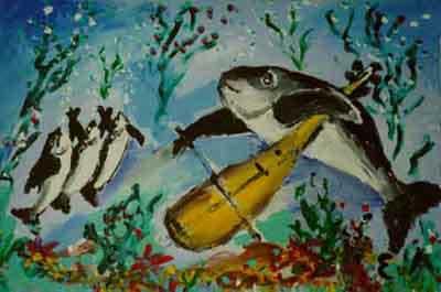 رسام تركي... يحير علماء أميركا والعالم!! Bla8