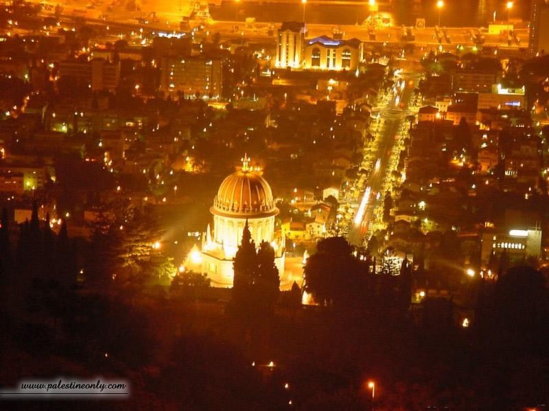 من أجمل مدن فلسطين مدينه حيفا A5799baffd