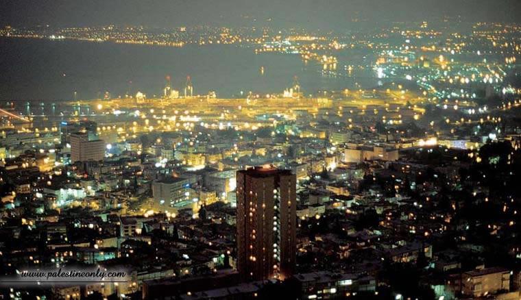 من أجمل مدن فلسطين مدينه حيفا F235cdef48