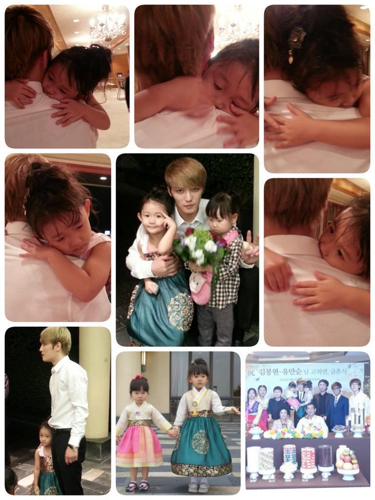 جيجونغ احتفل بعيد ميلاد والديه الـ ٧٠ بحضور صديقيه يوتشون و جونسو نشرت بواسطة:Masa Jaejoong-parents-birthday-3