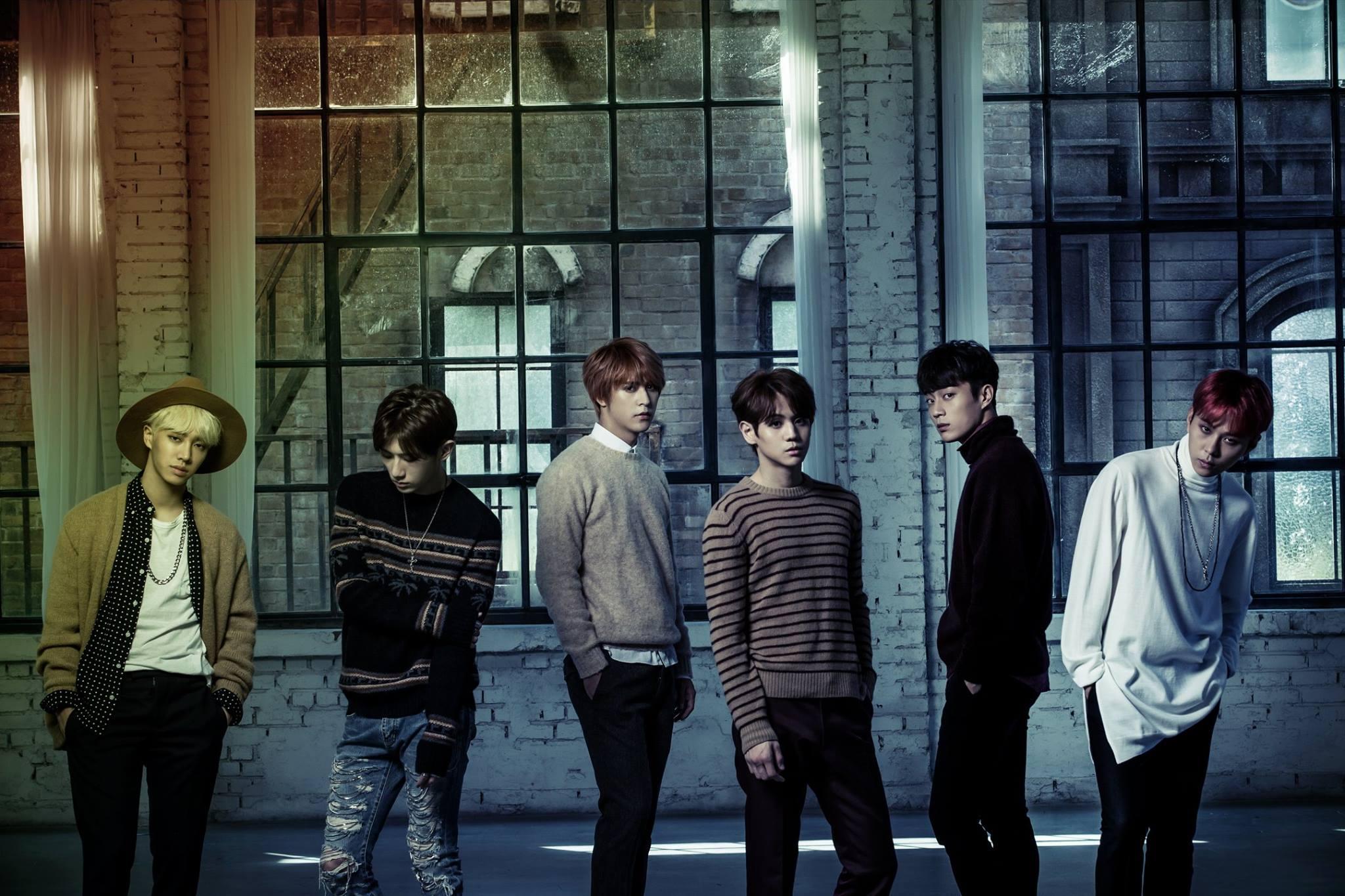 فرقة B2ST أصدروا الفيديو التشويقي الخاص بأغنيتهم القادمة 12:30 BEAST-time2