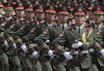 A welcome to the Powers That Be CHINA_-_MILITARY_PARADE