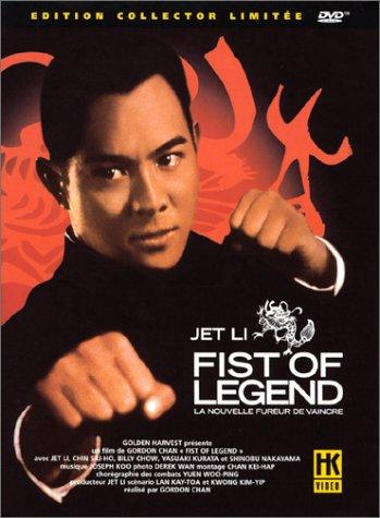 Jet Li (Actor Chino) Fistoflegend
