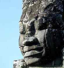 Angkor, Cambodge Bay2364c